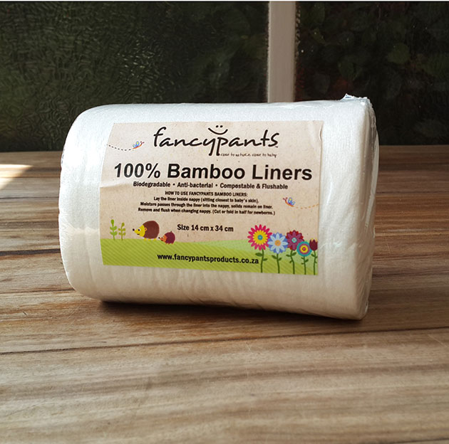 Bamboo liners 100% - Fancypants